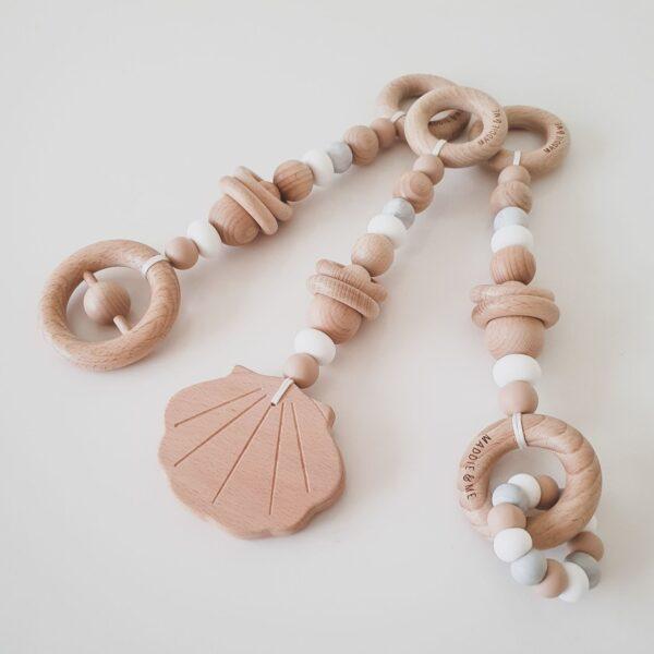 Shell Beechwood Playgym Toys